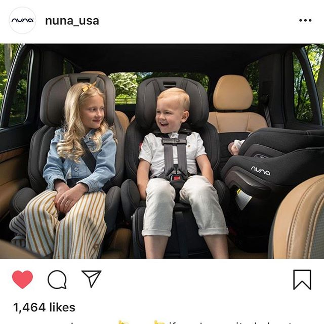 Excited to see pics for one of the latest campaigns we captured the last few months.  You have to check out @nuna_usa amazing products!