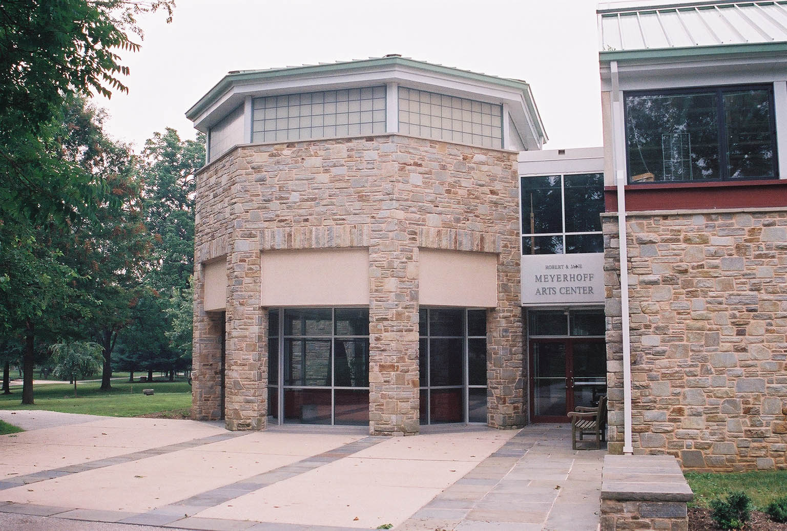 Goucher College Meyerhoff Arts Center