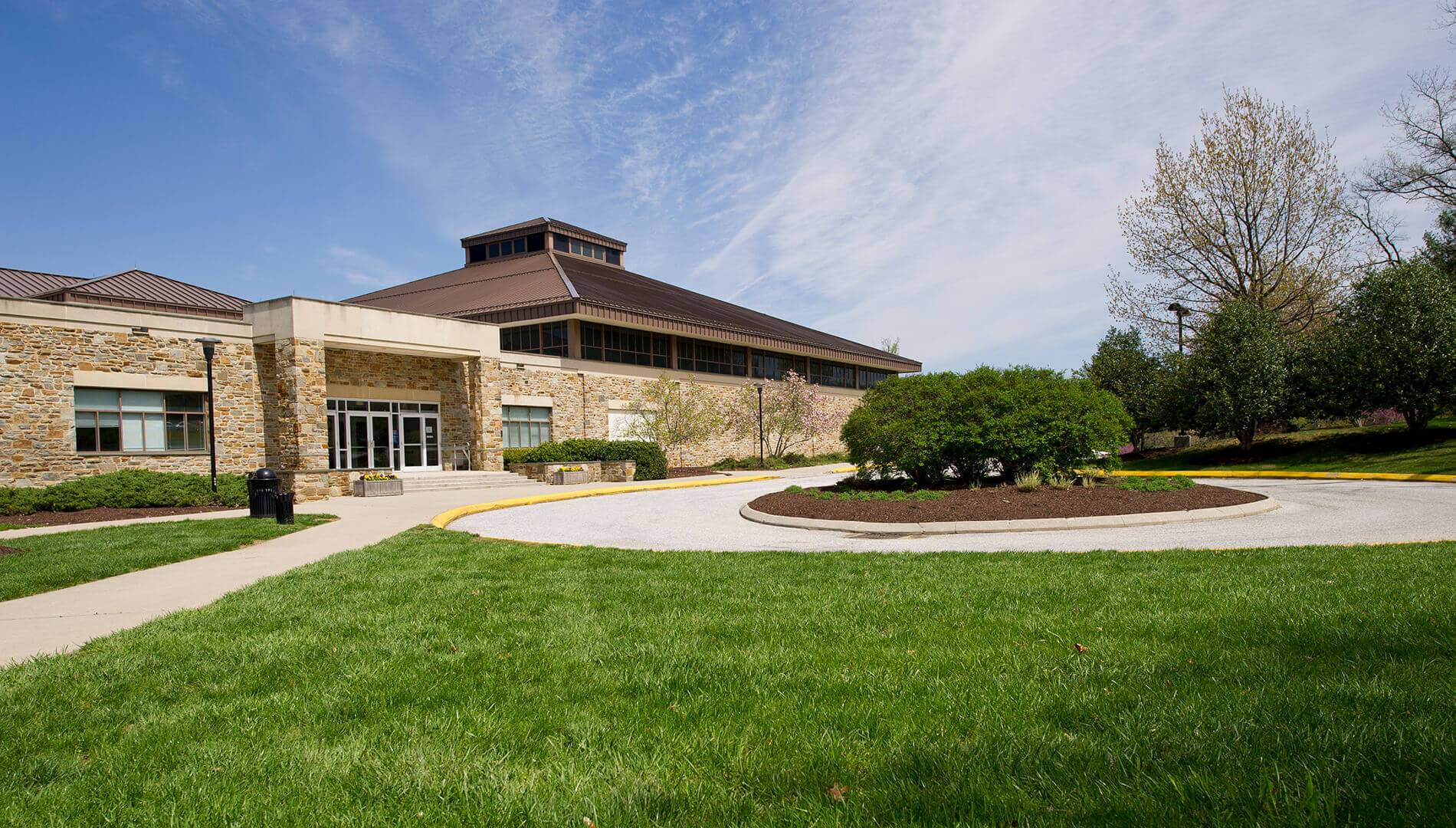 Goucher College Sports and Recreation Center