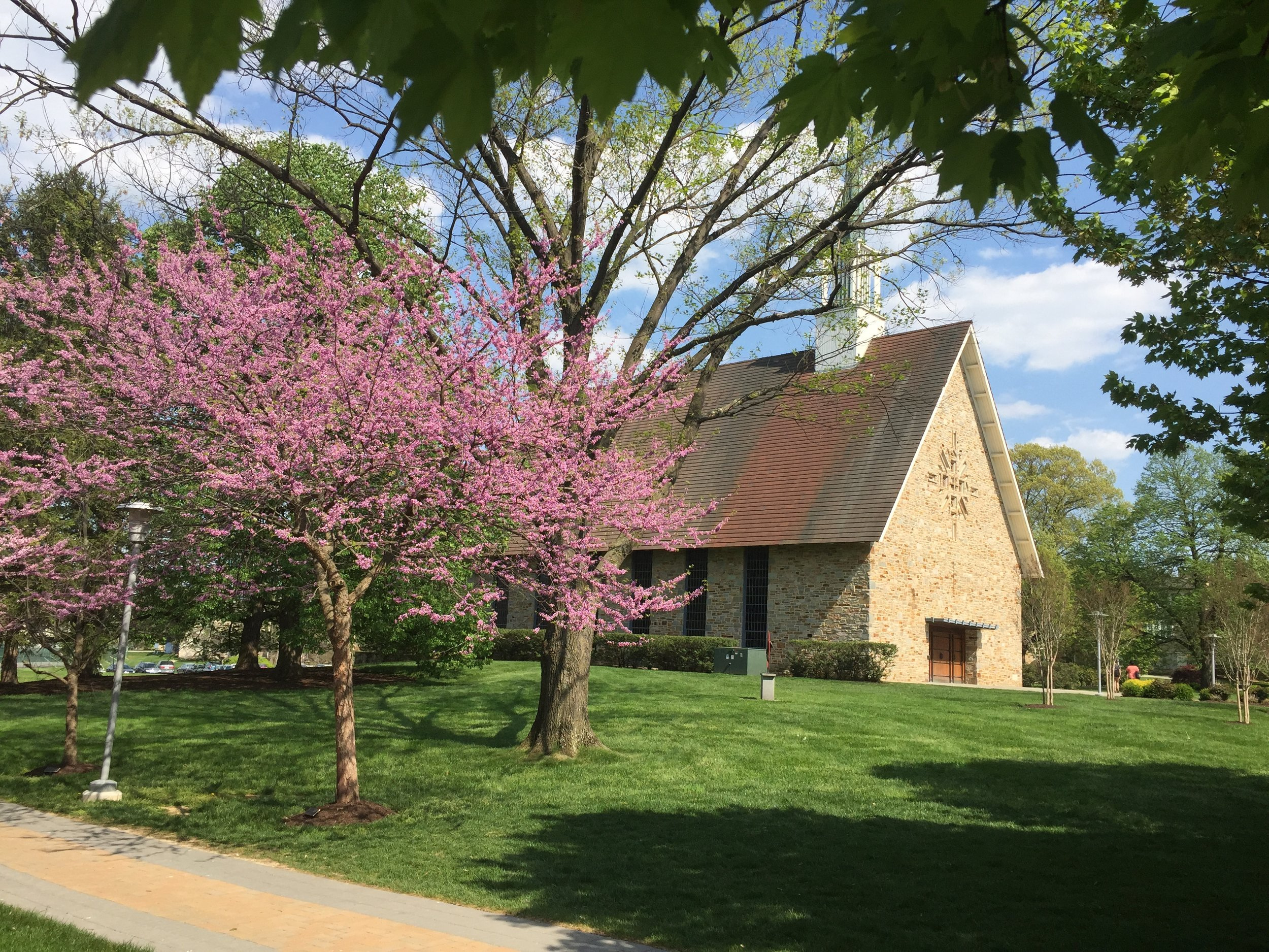Goucher College Haebler Chapel