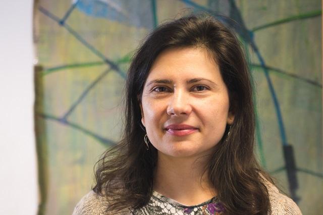 Rucsandra Novotny - responsabil inserție socio-profesională