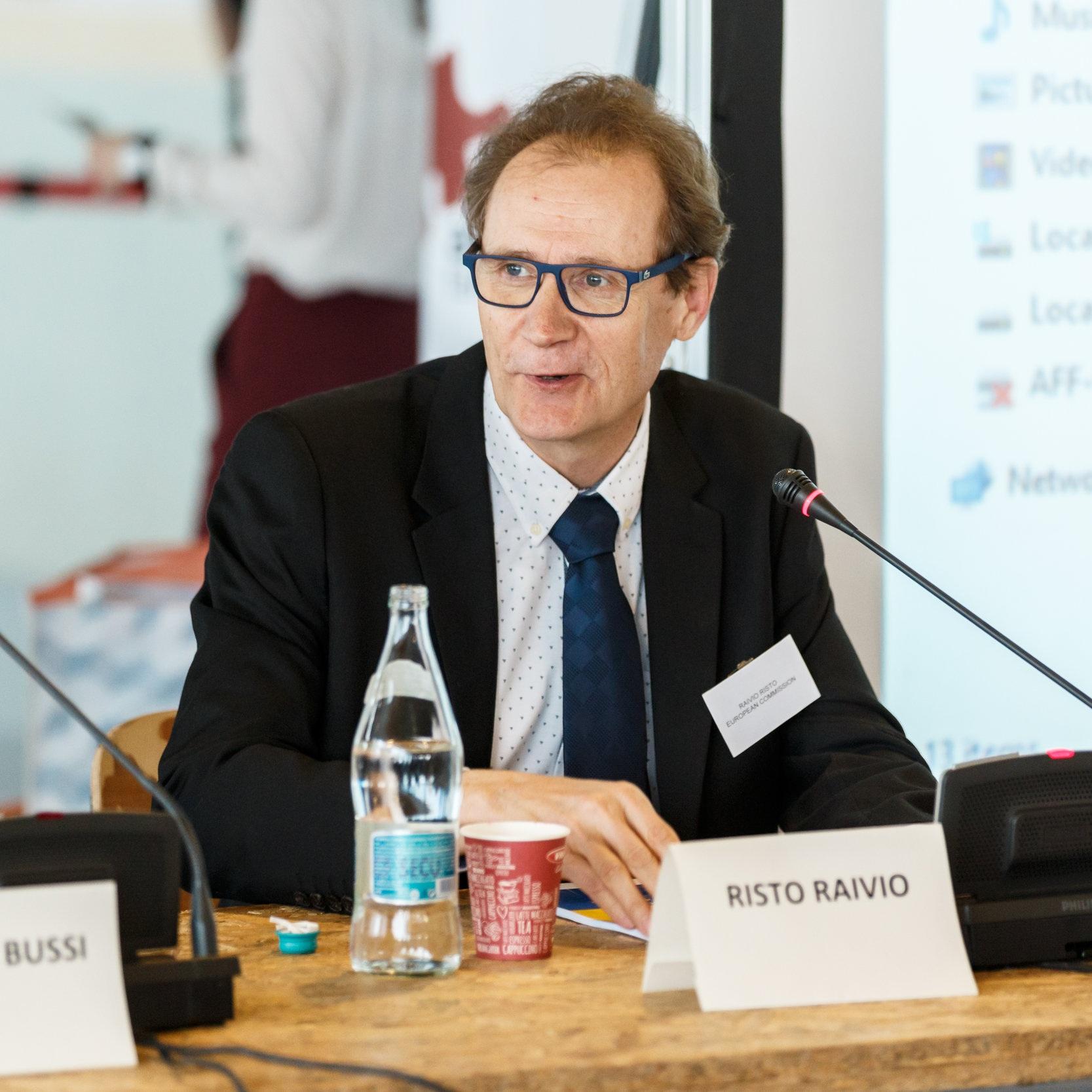 Risto RAIVIO  Expert, Comisia Europeana, DG Employment, Social Affairs and Inclusion   WISE: conexiuni cu agenda sociala UE