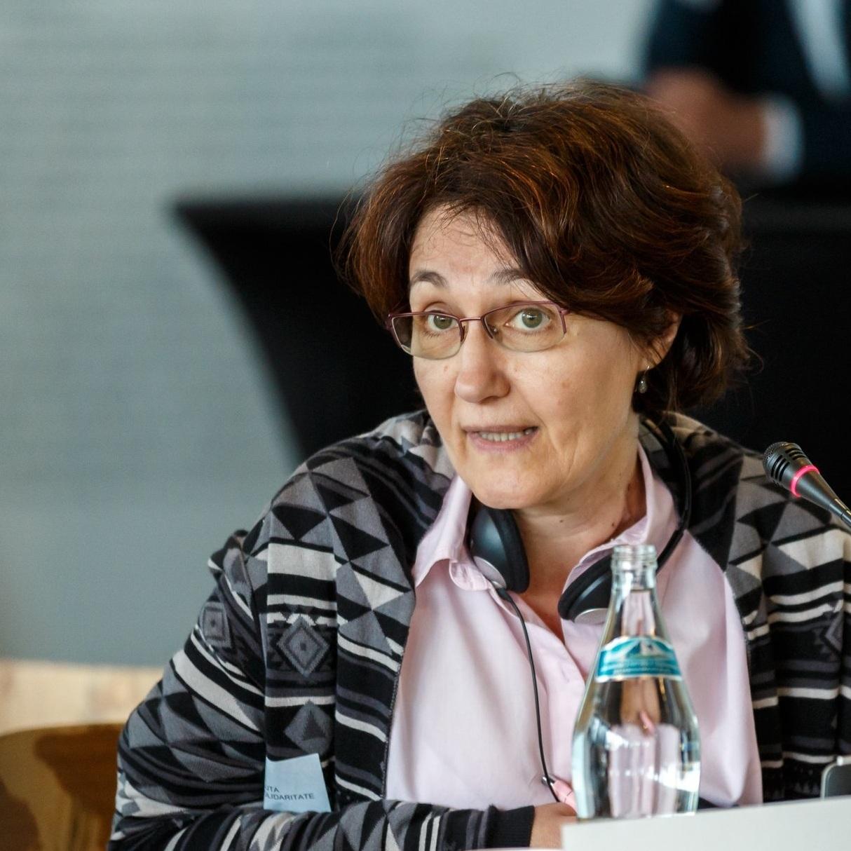 Ancuta VAMESU  Laboratorul de Solidaritate, Int'l Committee CIRIEC   Intreprinderile sociale in achizitiile publice