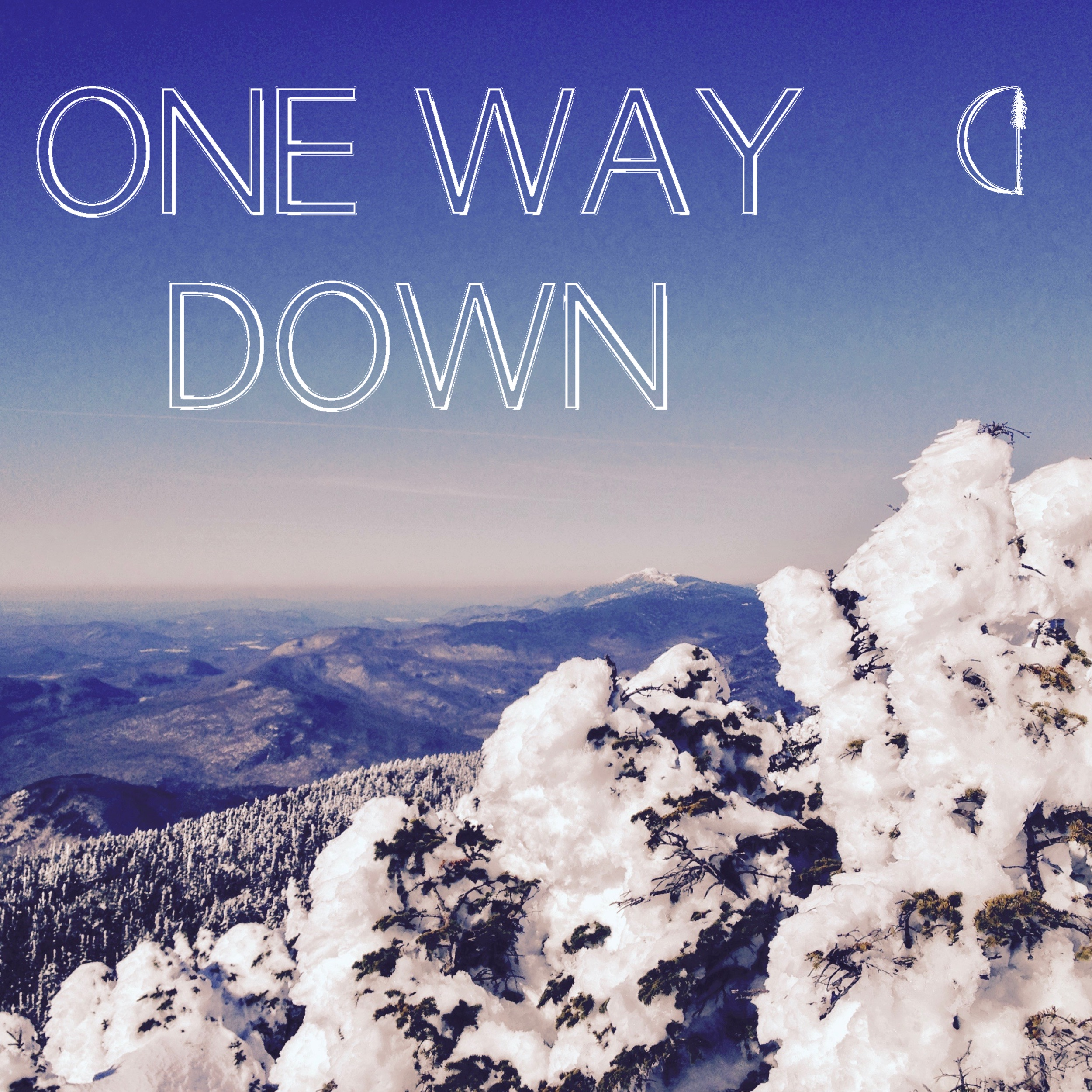 One Way Down (EP) - 2016