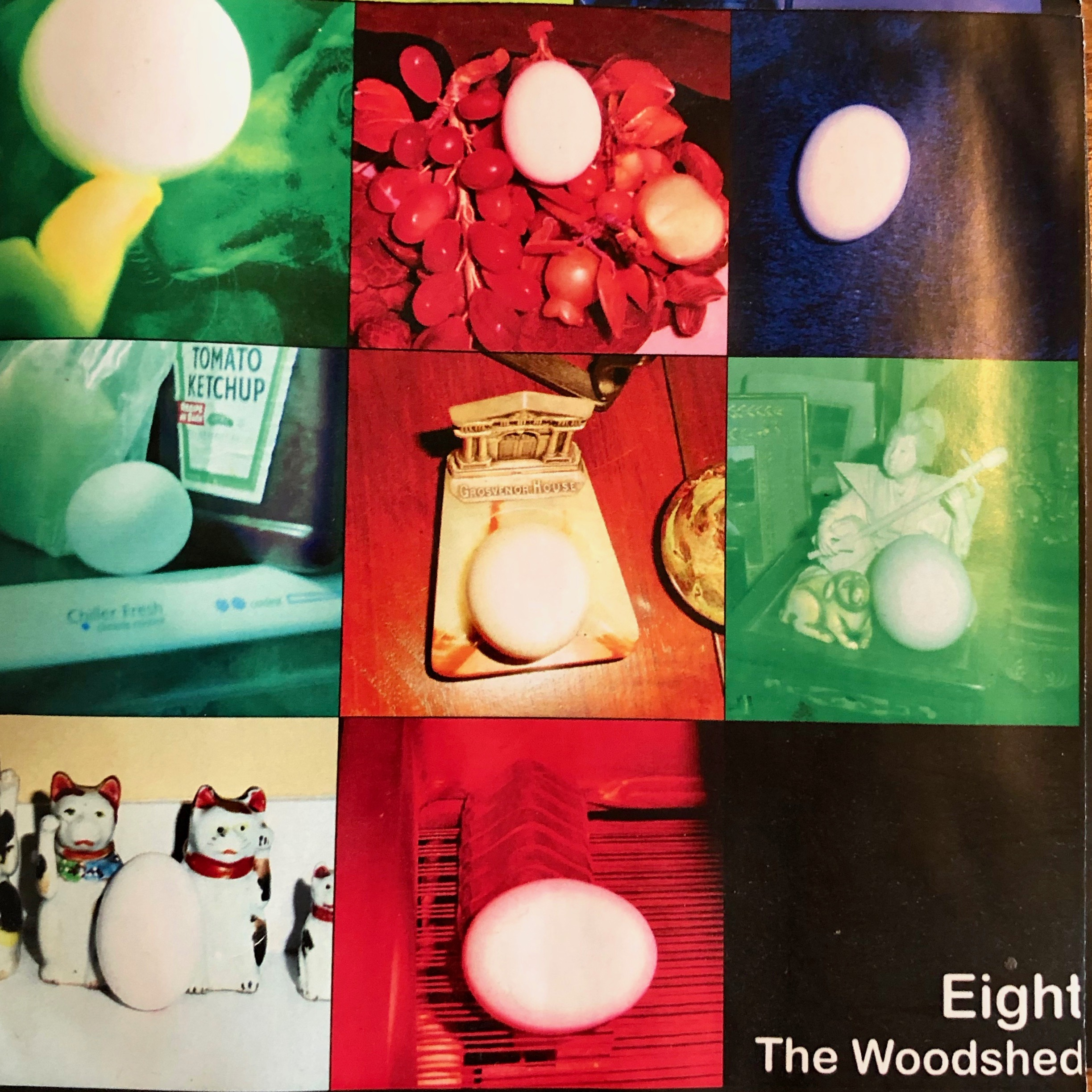 Eight (The Woodshed) - 2005 (not available online)