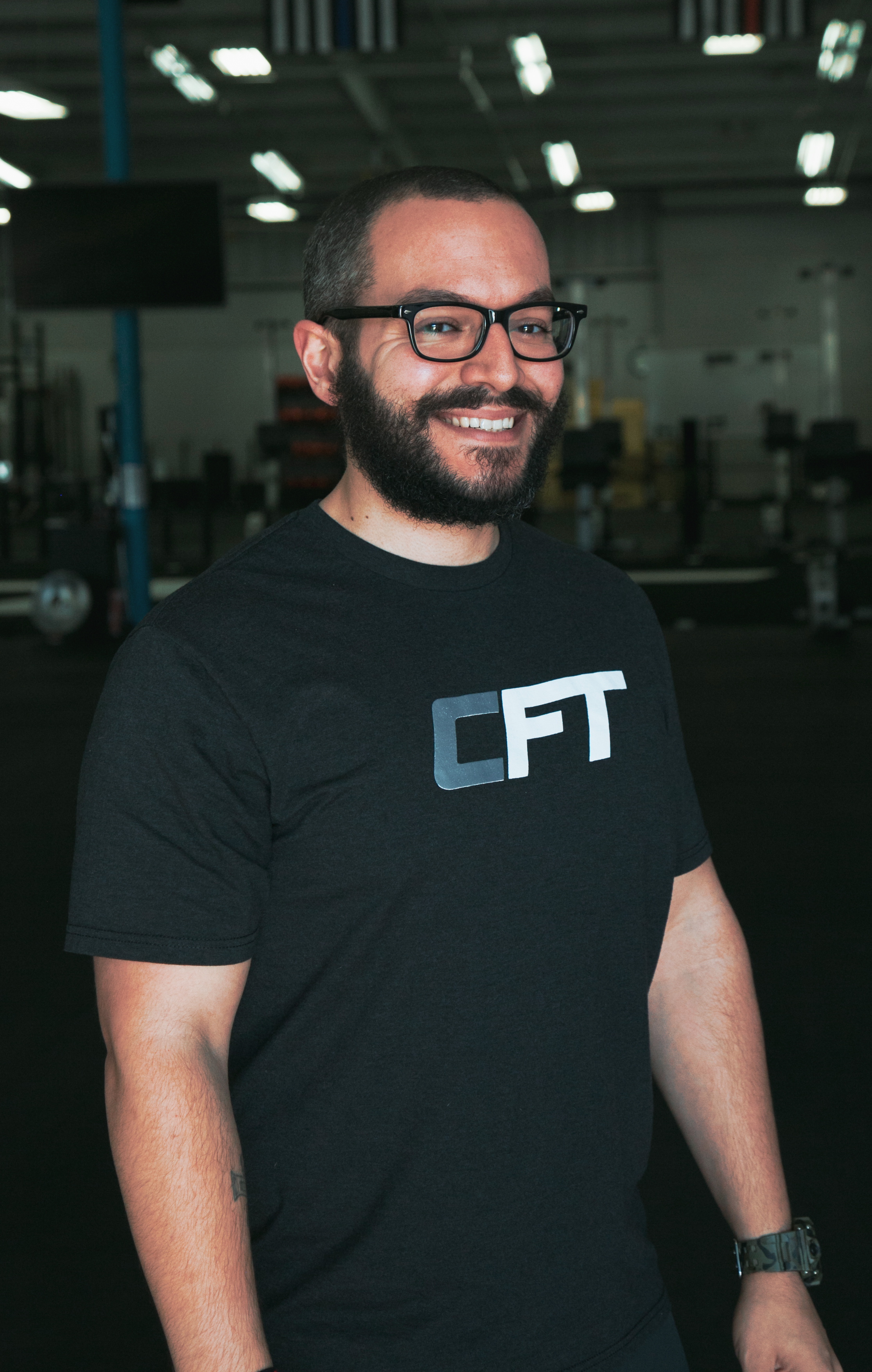 Hello! I'm Vinny Pelillo. - I started working at CFT Fitness to simply share my love and passion for fitness and to continue growing my career as a coach.I'm half Italian and half Brazilian and I wrestled for 20 years!If you are looking for a place to not only have fun through fitness but also be treated like family, then you have already found your new home!Book a session with Vinny ➝