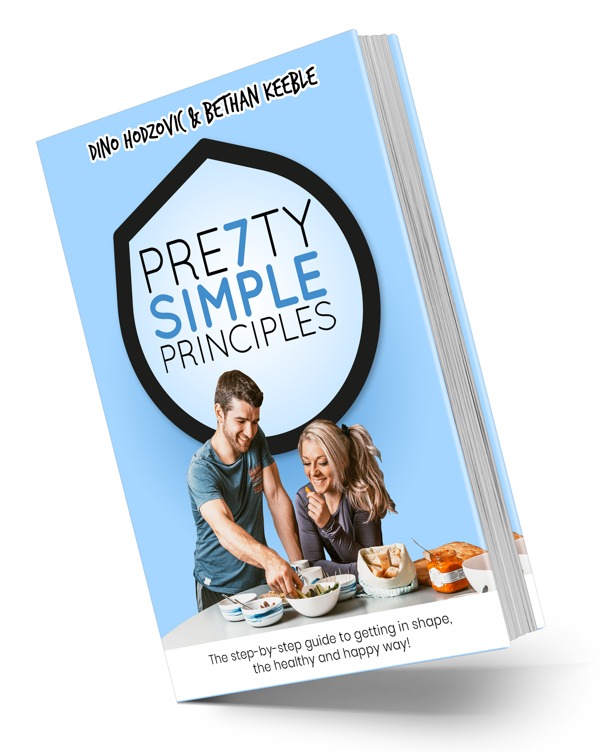 The Pretty Simple Principles handbook. Available to purchase online through  our store , or  Amazon.co.uk .