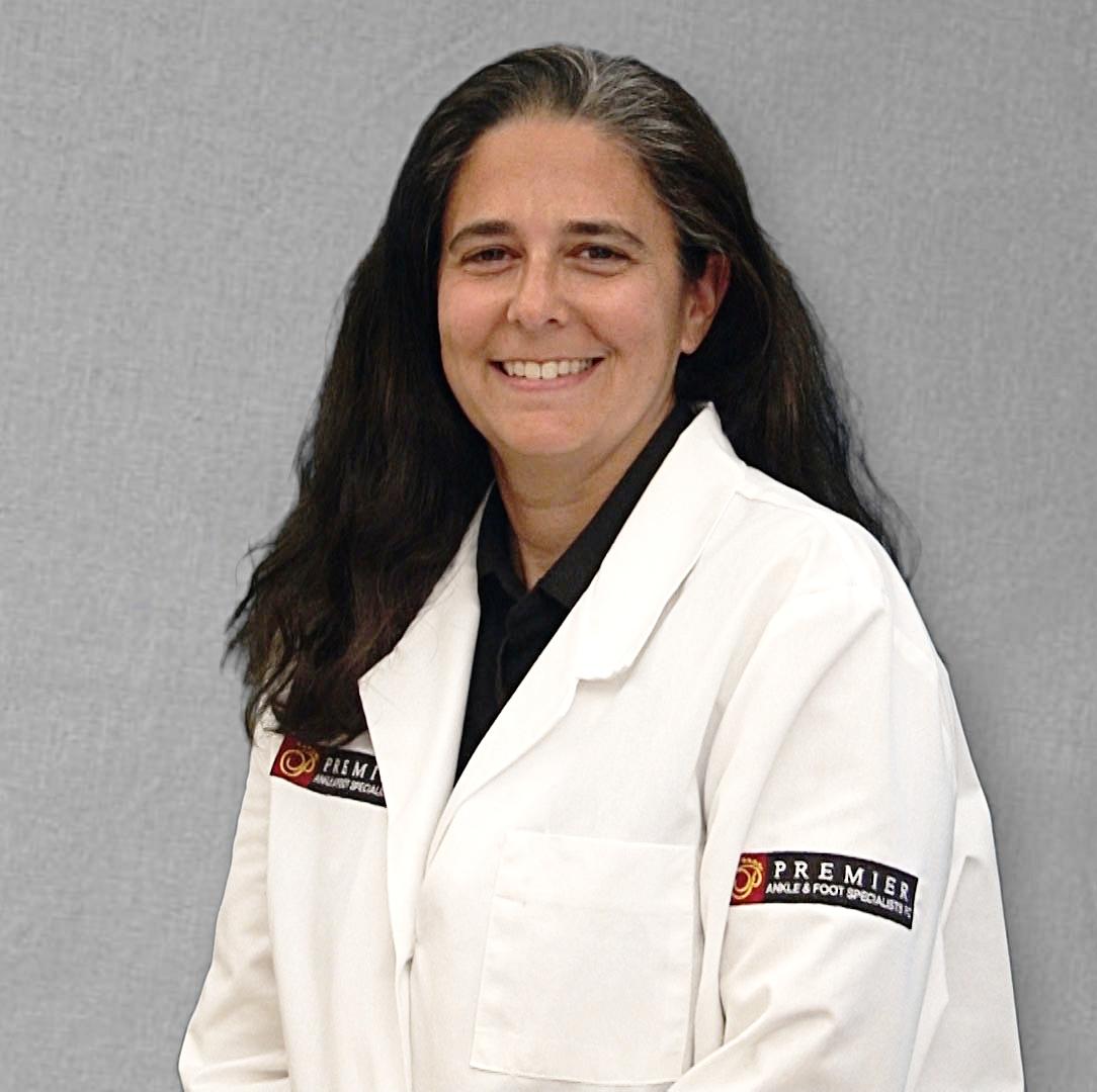 podiatrist Dr. Dana Linn-Toomey, DPM