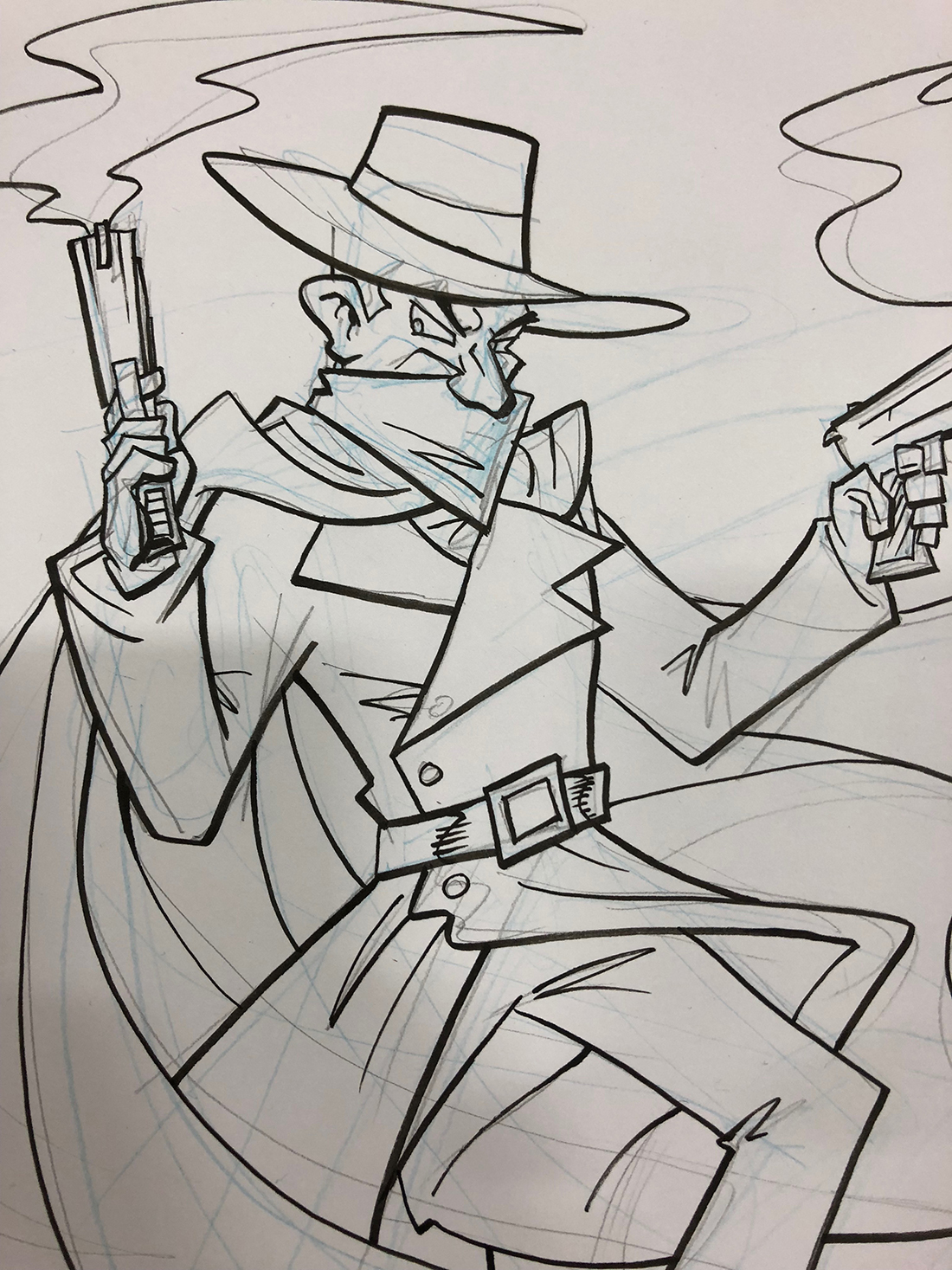 Shadow Inks