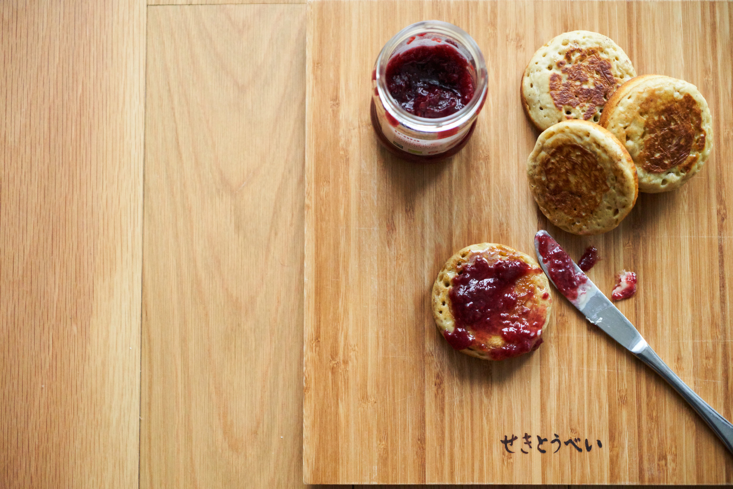 Sourdough Crumpets - the perfect weekend breakfast | In Carina's Kitchen