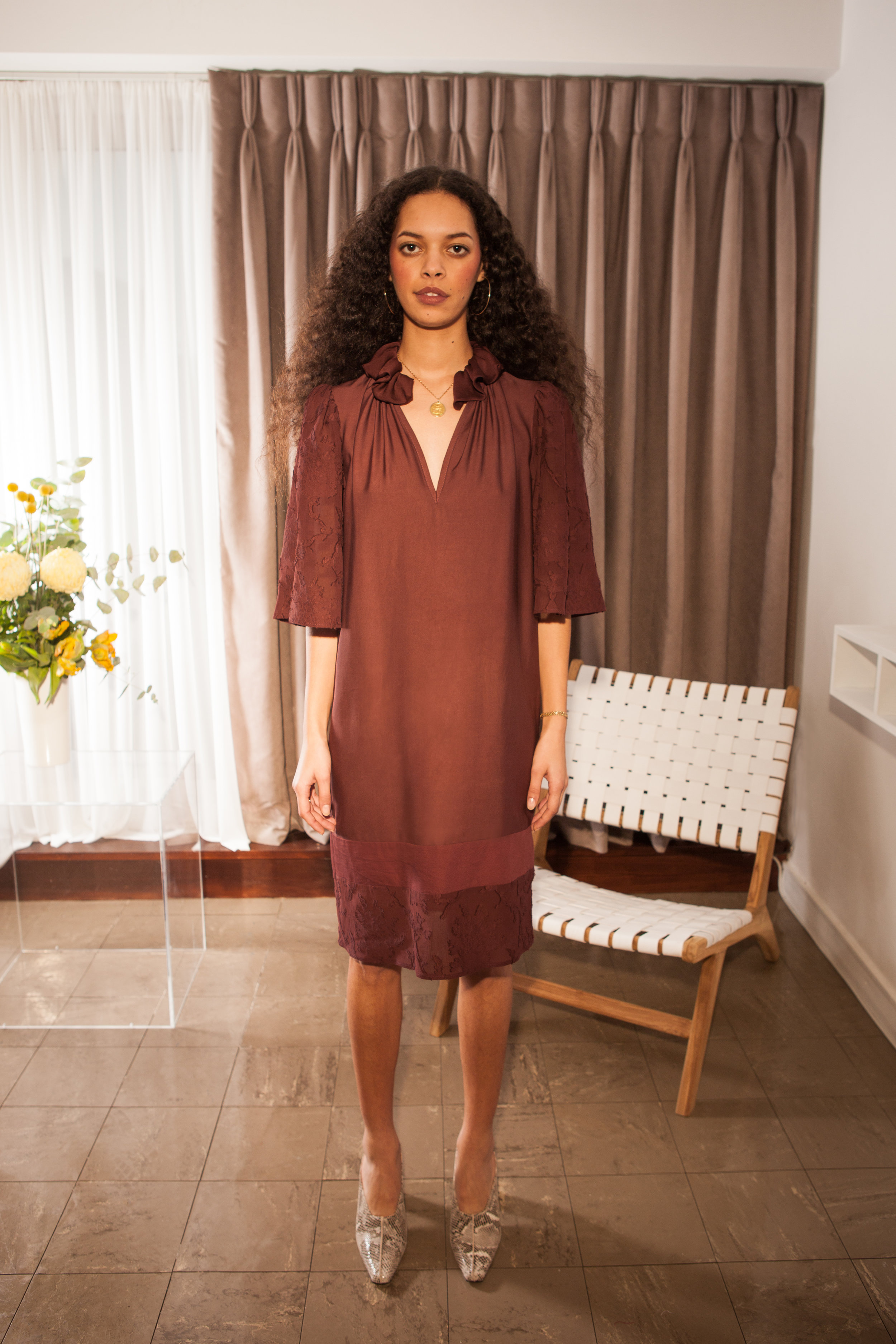 Sustainably made purple dress by Baue.jpg