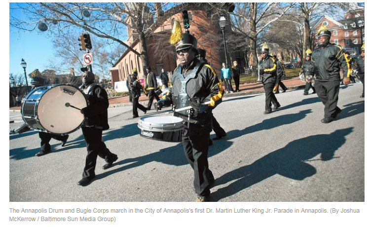 1st Annual MLK Day Parade
