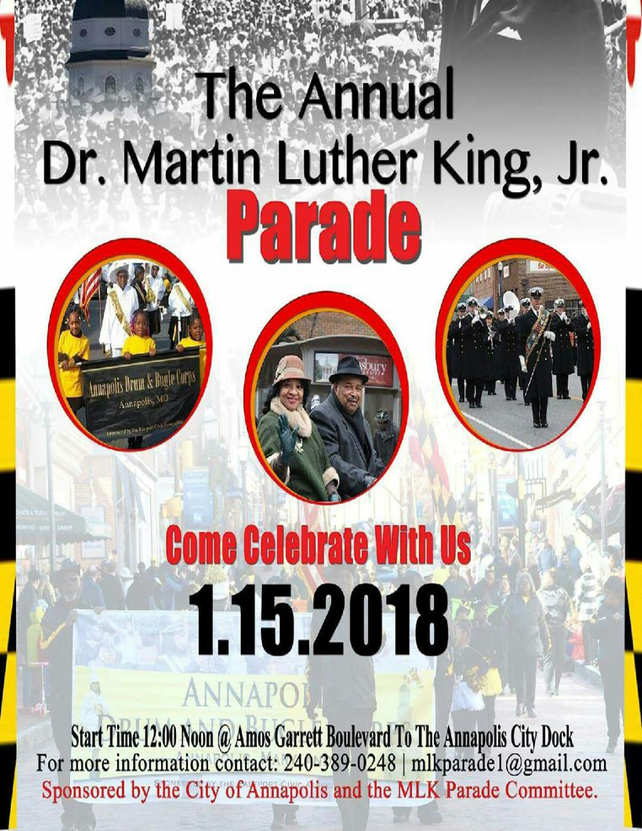 4th Annual MLK Parade