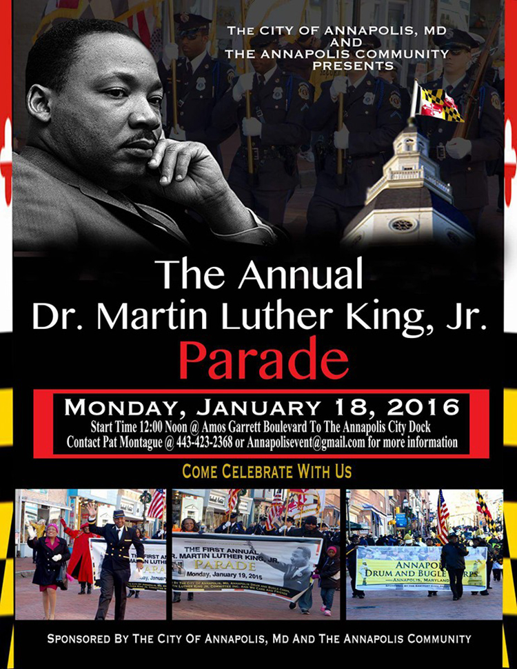 2nd Annual MLK Parade