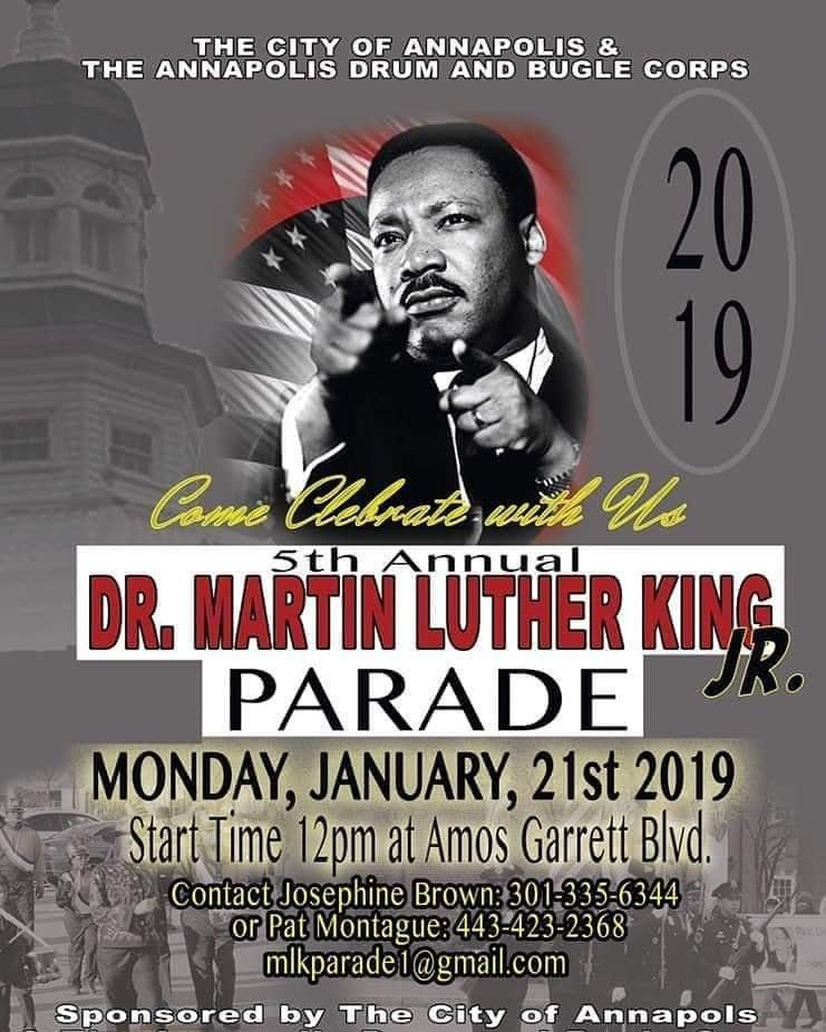 MLK Parade & Concert 2018