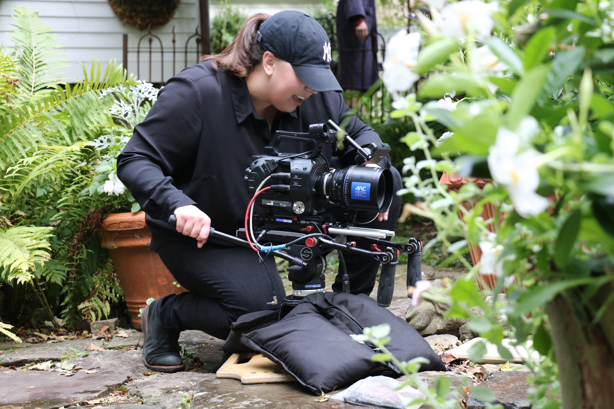 CAILIN YATSKO  Cinematographer