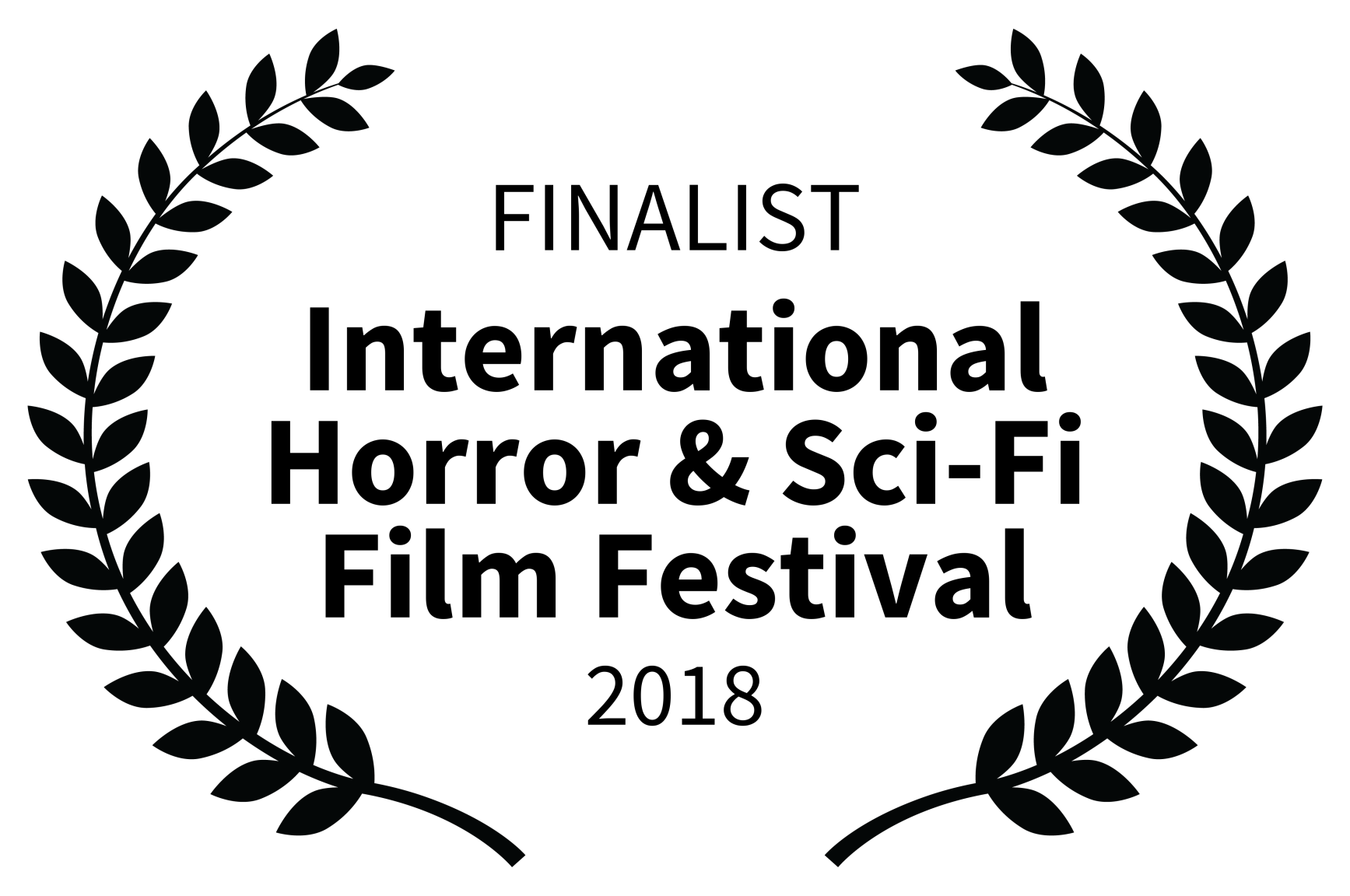 FINALIST - International Horror  Sci-Fi Film Festival - 2018.png