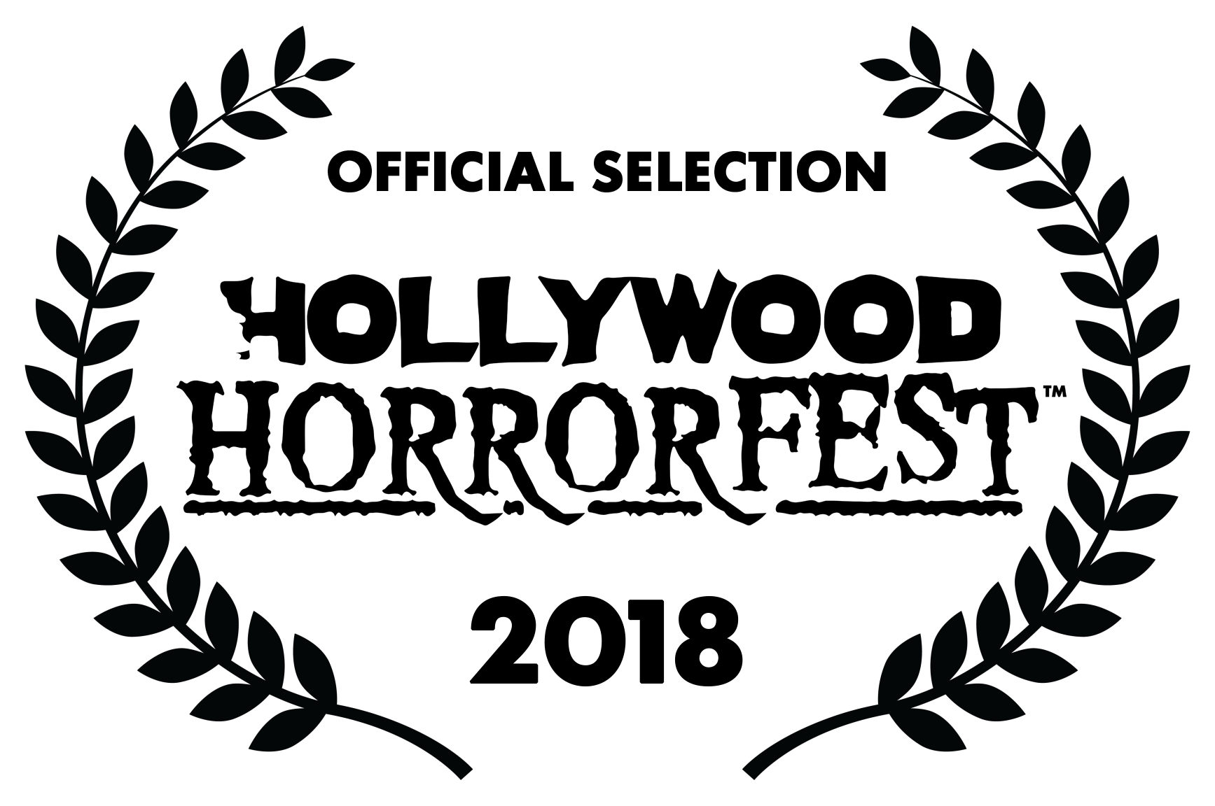 Hollywood Horrorfest official selection 2018