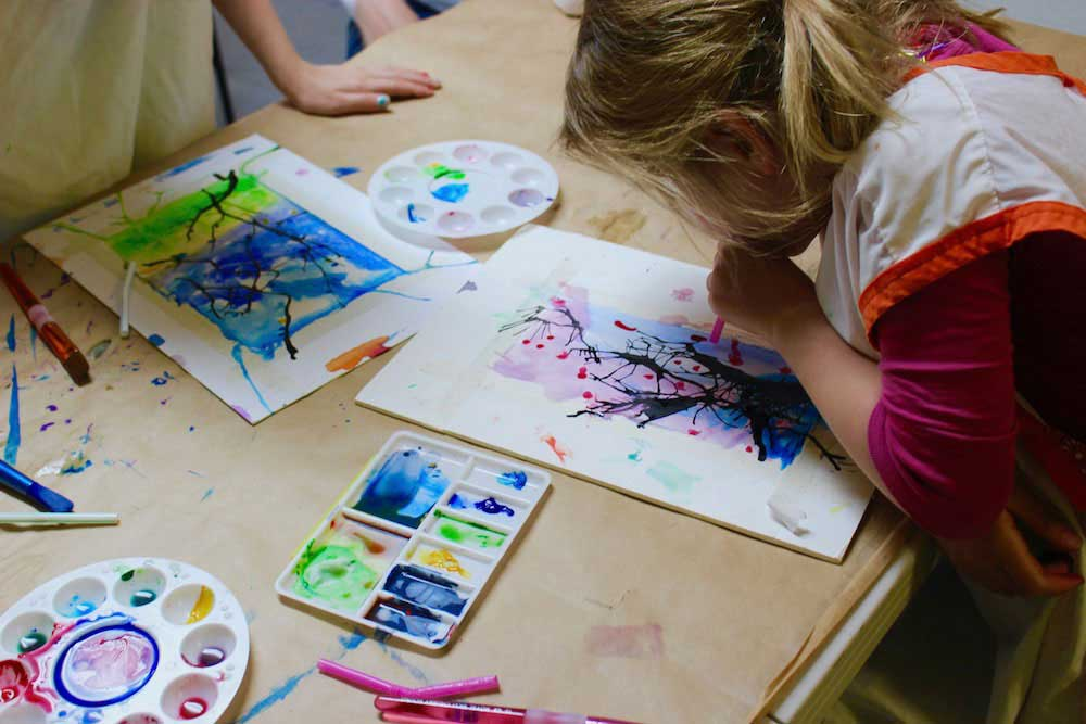 Granary Arts Education Workshops