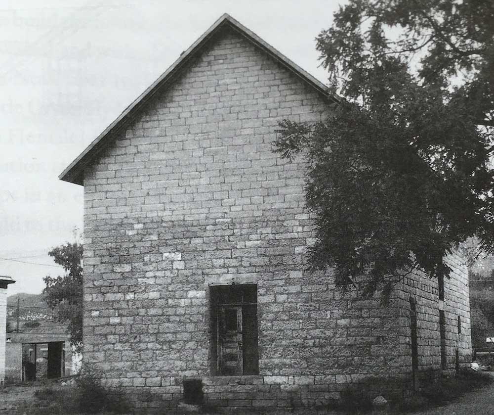 Granary Arts History Architecture
