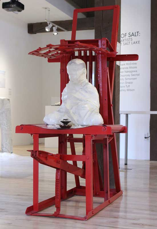 Granary Arts A Measure of Salt Hikmet Loe