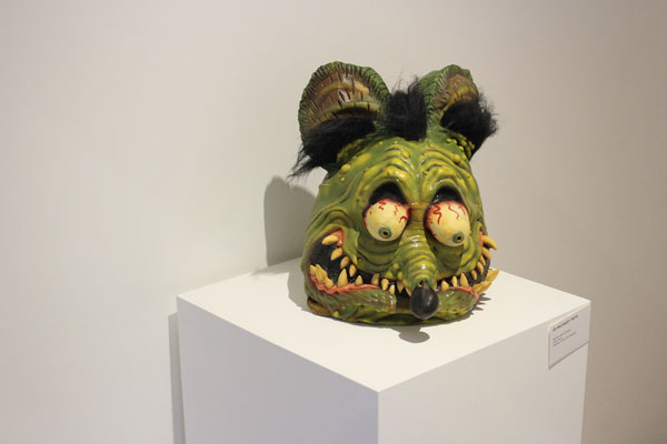 Granary Arts Rat Fink Curator Laura Hurtado