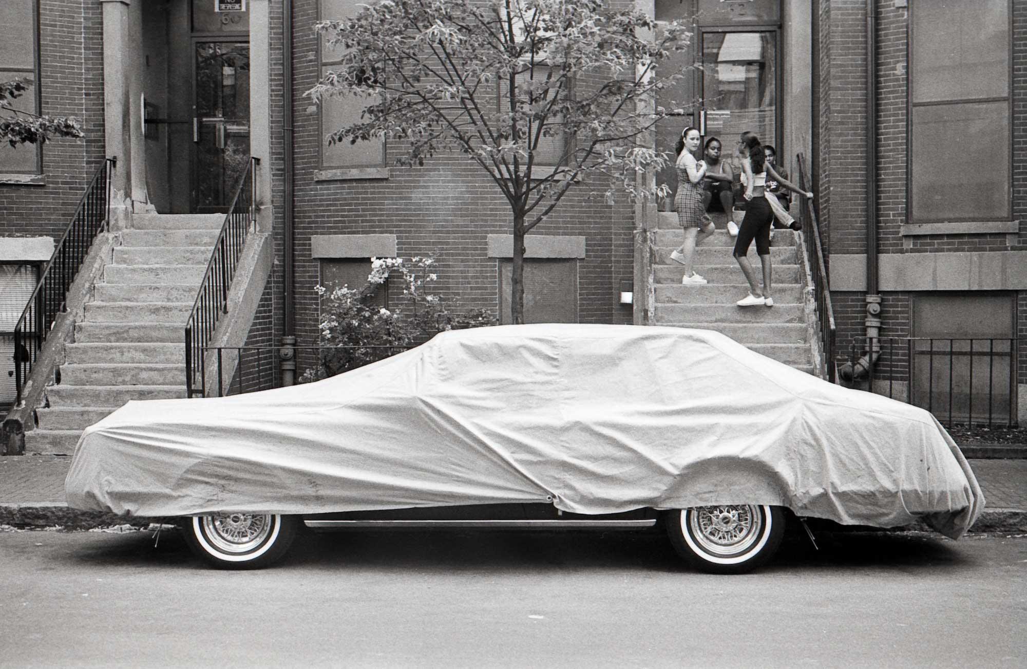 Granary Arts Todd Sanchioni The Covered Cars
