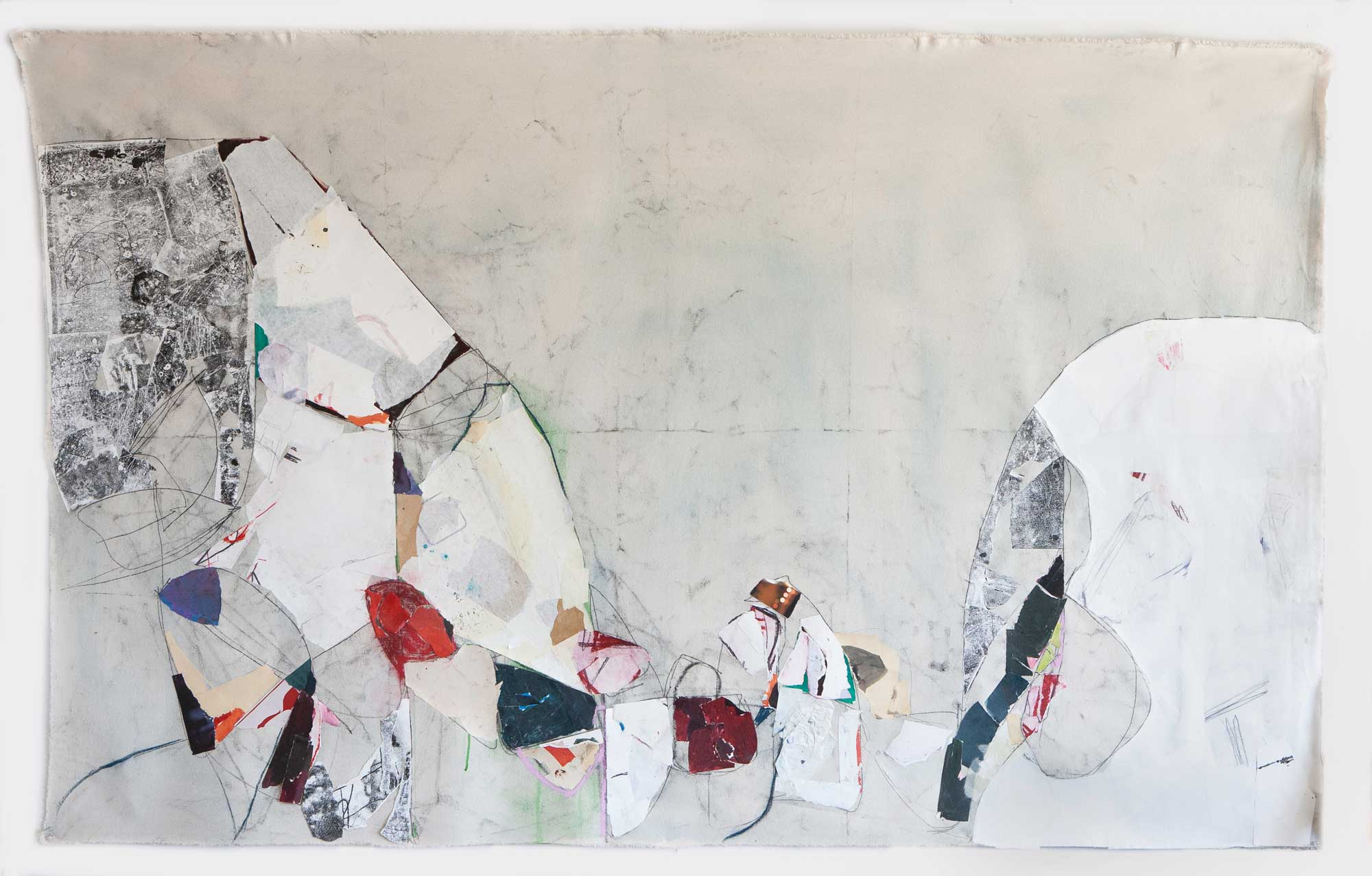 Granary Arts Jackie Leishman Heaving Into Mountains