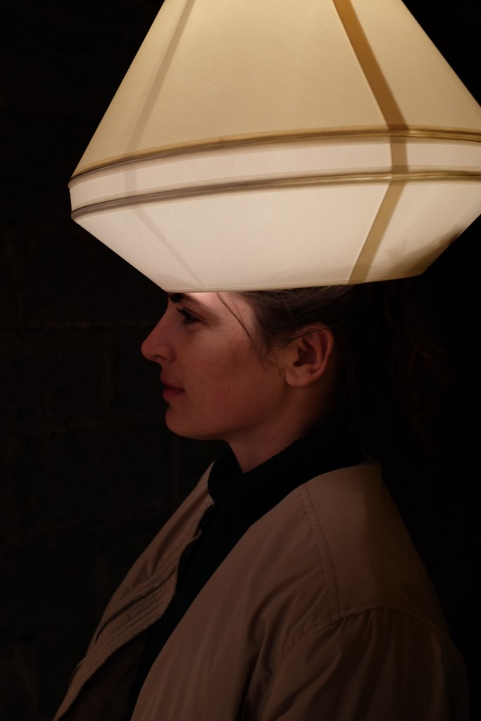 Julie Lansom - Geisha lamps