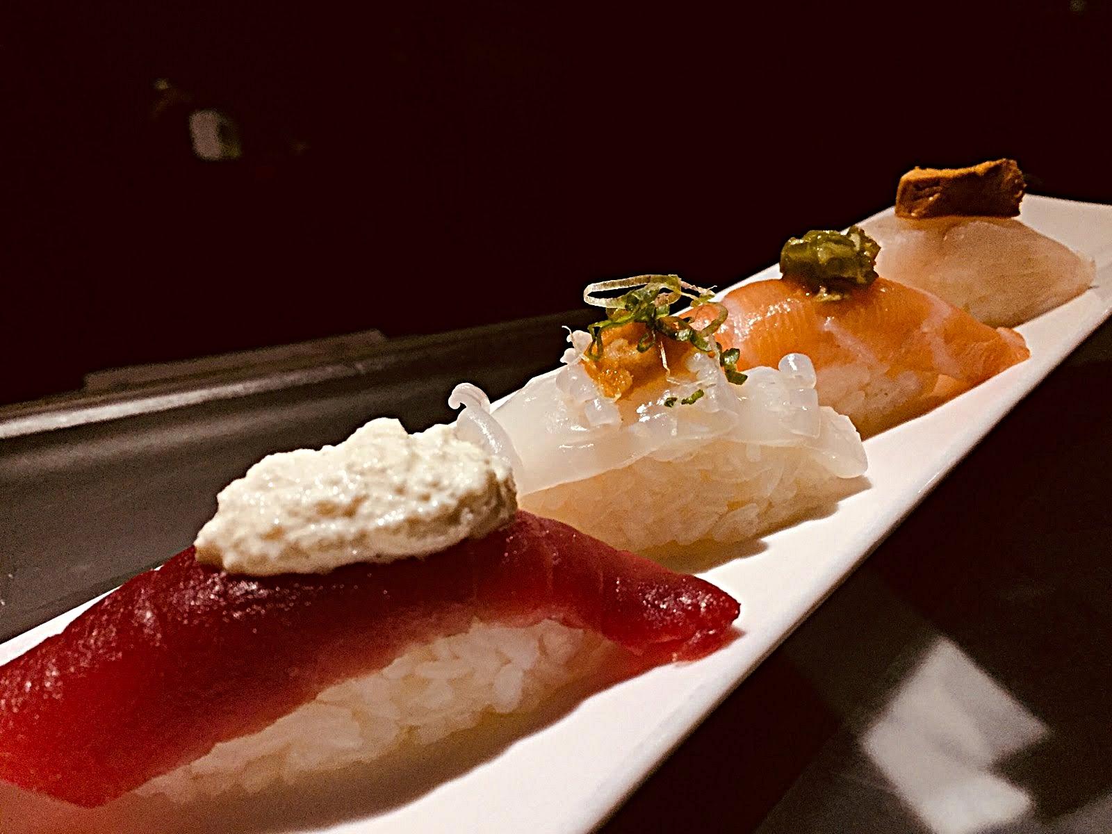 Gu Fusion Sushi