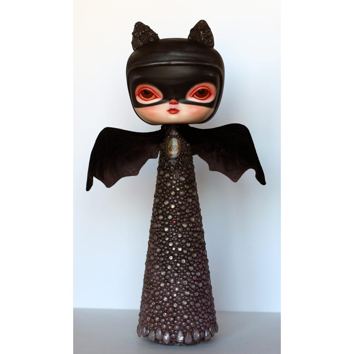 """"""" Violet Bat Girl"""""""