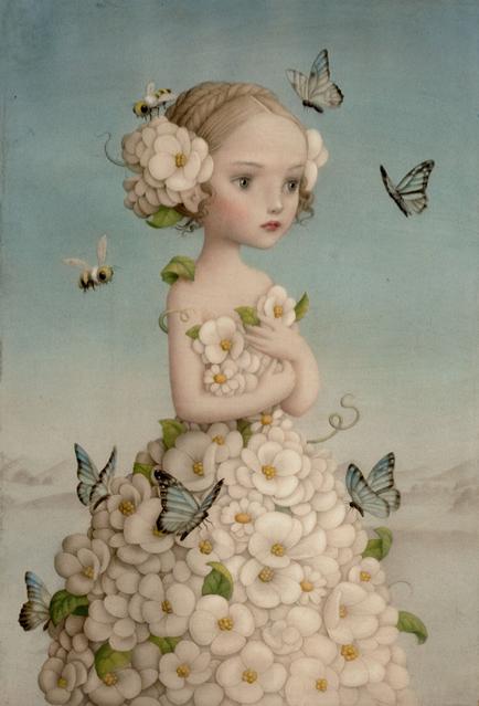 """Butterfly Girl"""