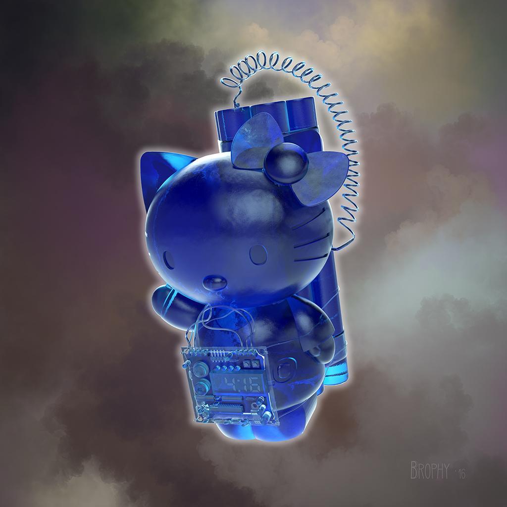 """Blueberry Bomb"""
