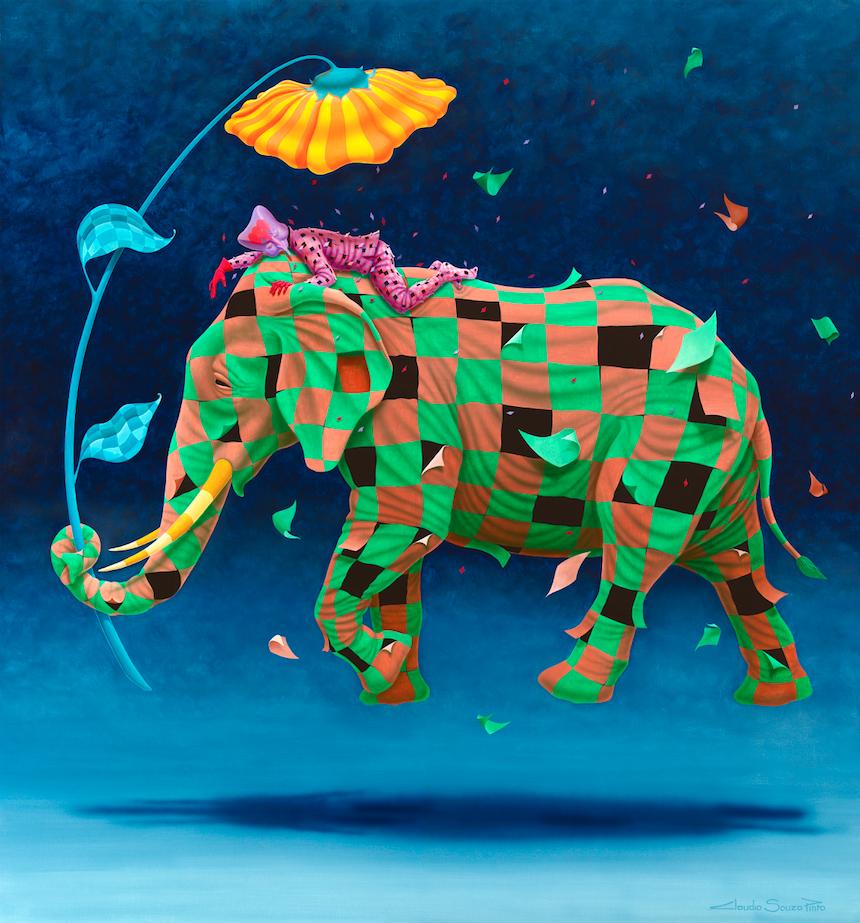 """""""Elephante II"""""""