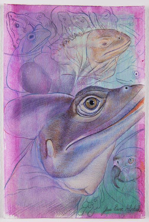 """""""Creatures Sketch"""""""