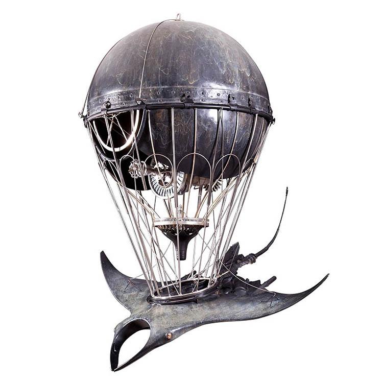 """Ocean Balloon"""