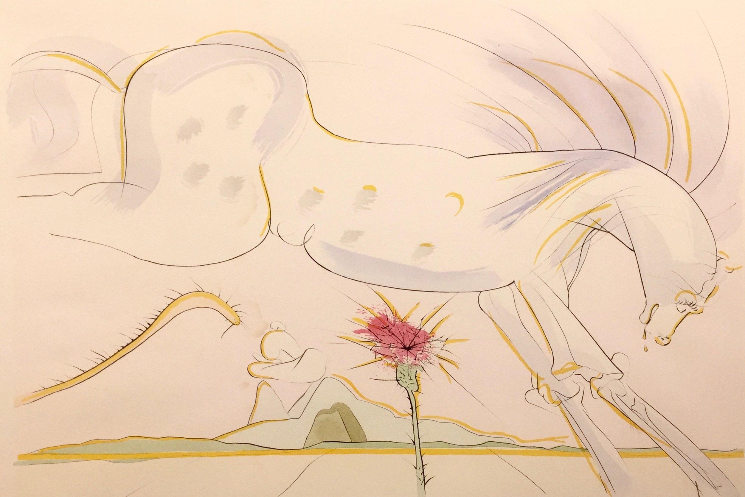 Le-Cheval-et-le-Loup-Salvador-Dali-AFA-Gallery-NYC.jpg