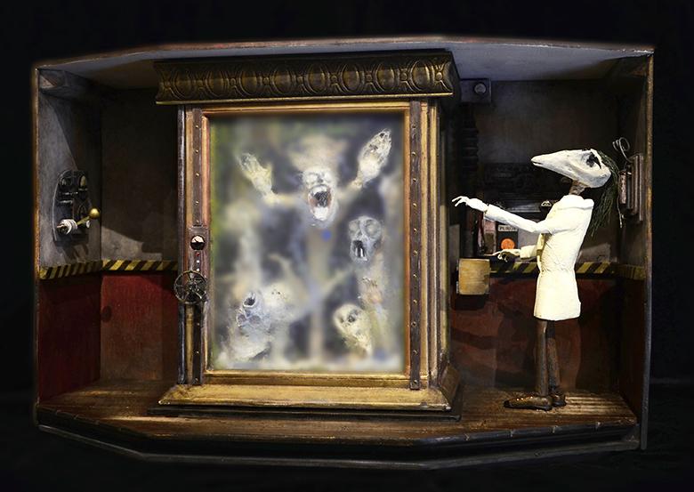 """""""Dr. Pandore's Nefarious Spiritarium"""""""
