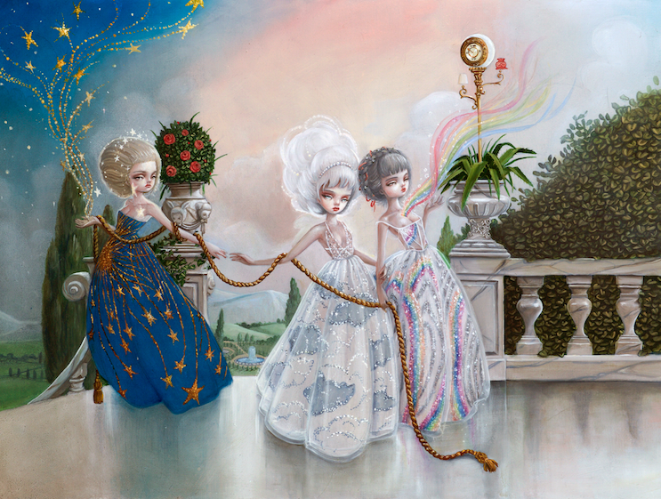 """The Three Graces"""