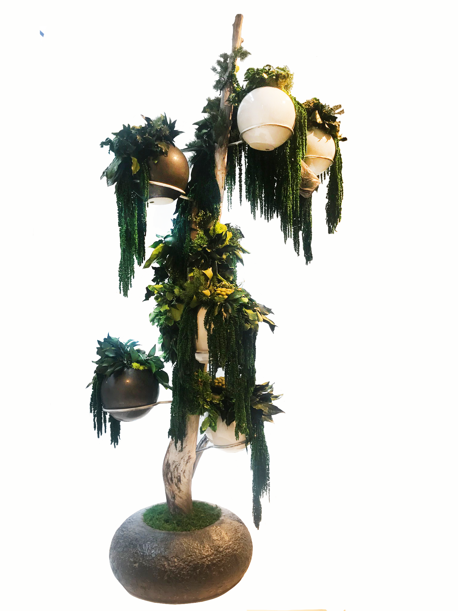 FB.Standing Forest Flowerbox AFA Gallery Primary Contemporary New York Wonderlust Soho sustainable plant sculpture growing art living art.png