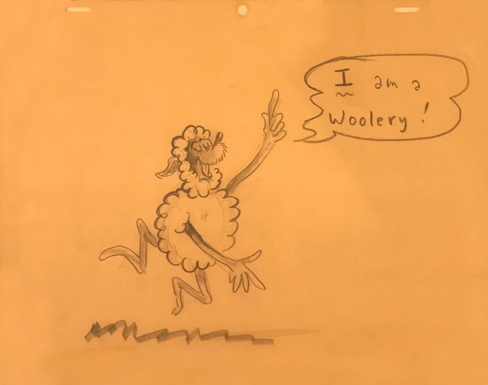 """I am a Woolery"""
