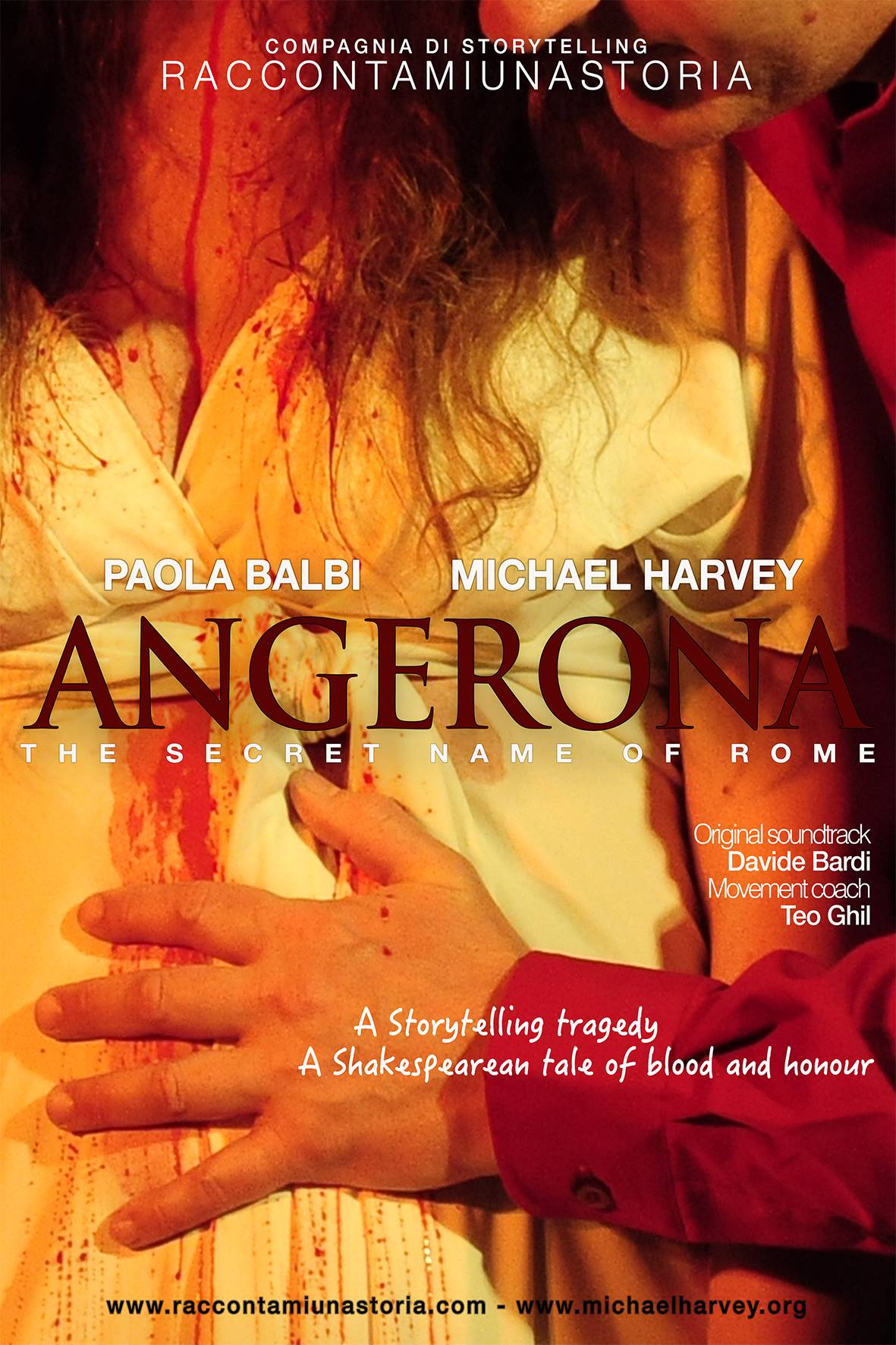 Angerona poster