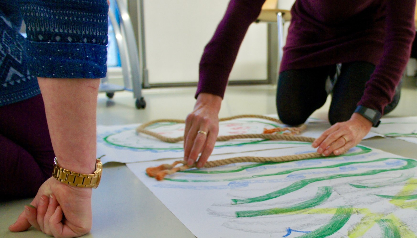 Michael Harvey storyteller - practical creativity for teachers