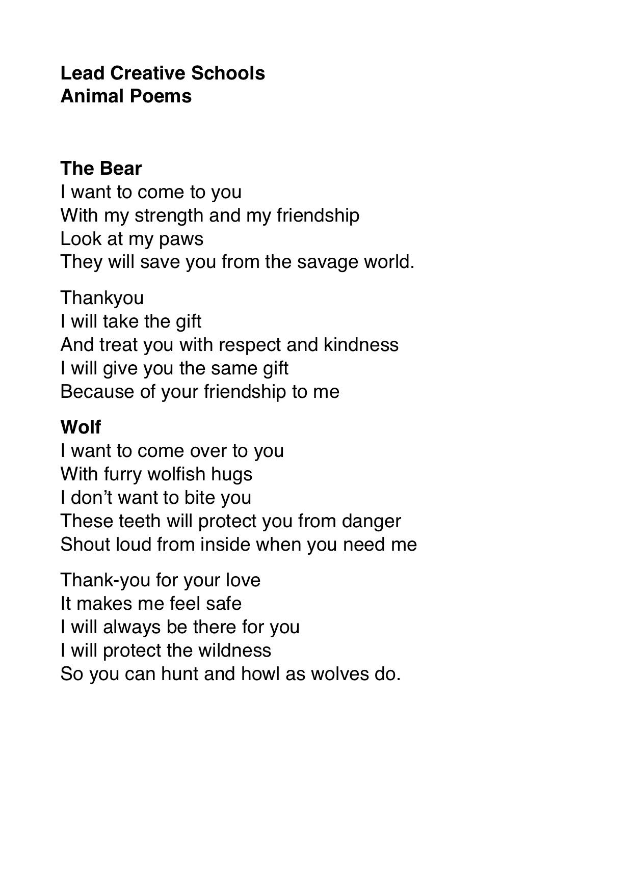 12 Bear and Wolf poems.jpg