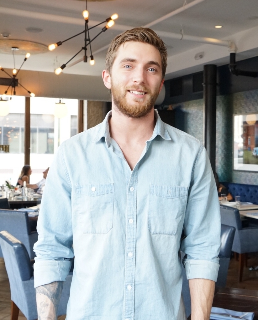 Jake - Position: Dining Room ManagerAge: 20 somethingHometown: DetroitFavorite Food: Ribs