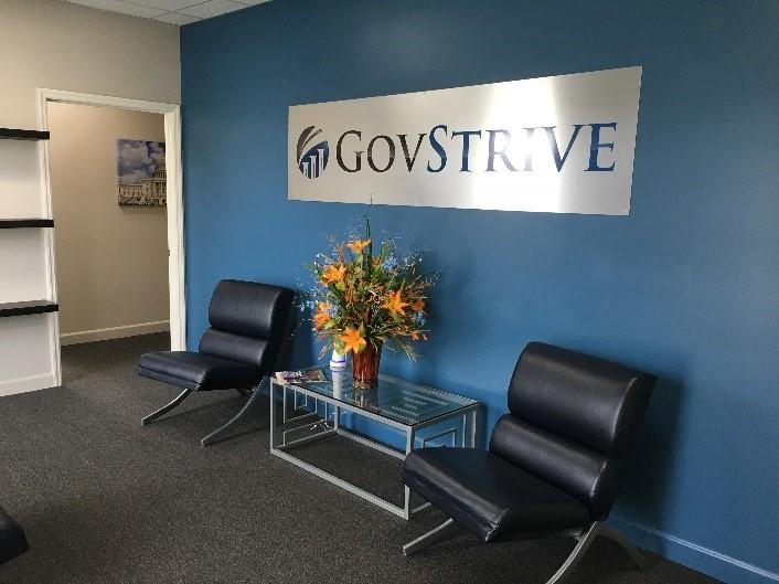 GovStrive Dublin Lobby