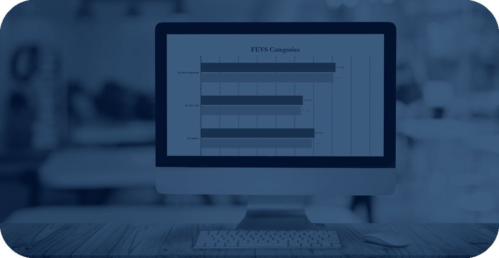 Automated FEVS reporting to produce your reports in a fraction of the time. -