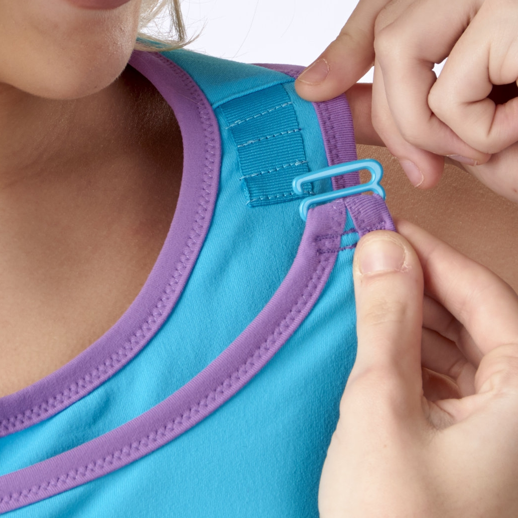 Adjustable Support for a Perfect Fit -