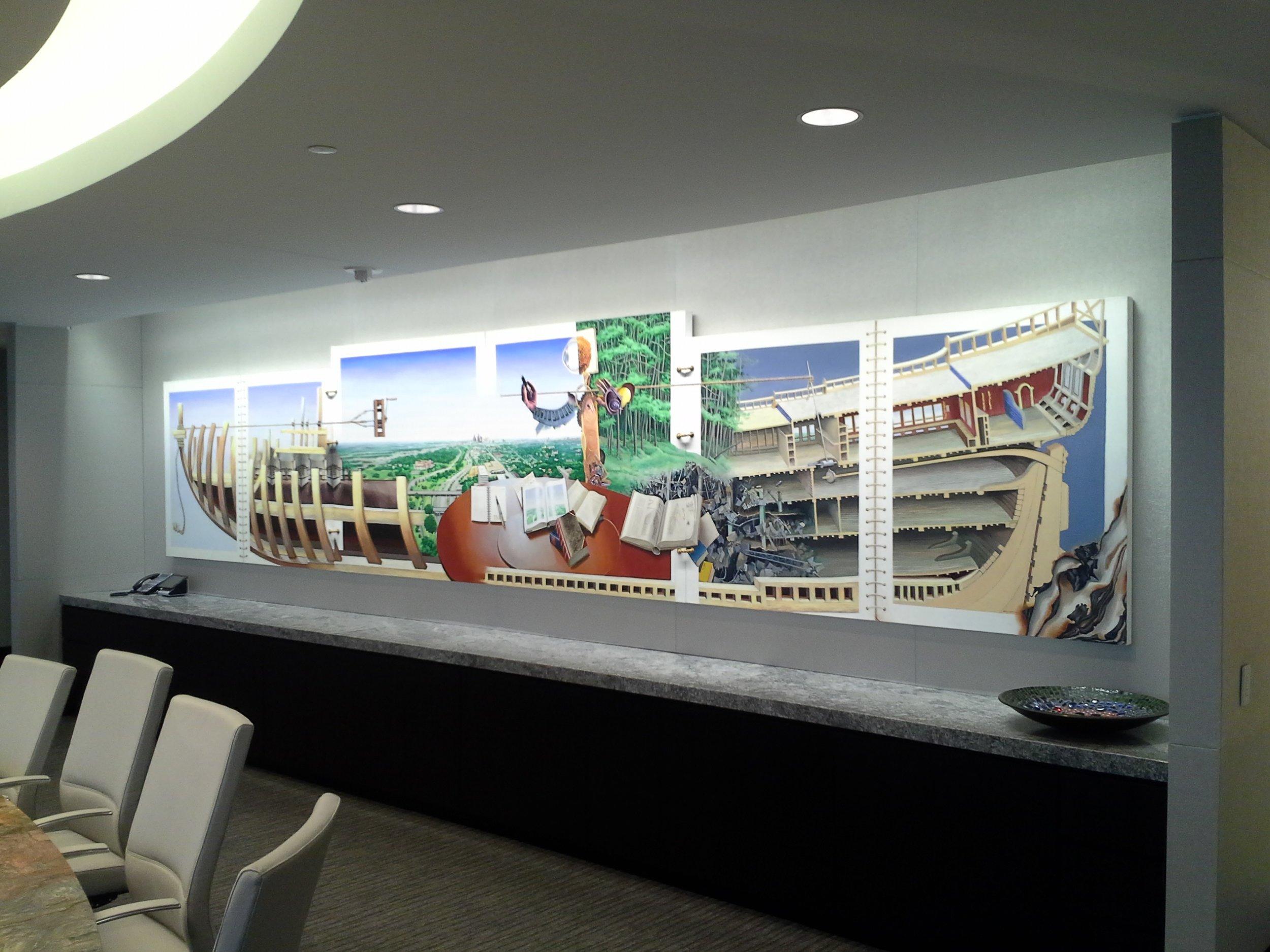 Fernando Casas Installation