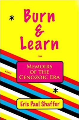 Purchase    Burn & Learn: Memoirs of the Cenozoic Era    (a novel -2009)